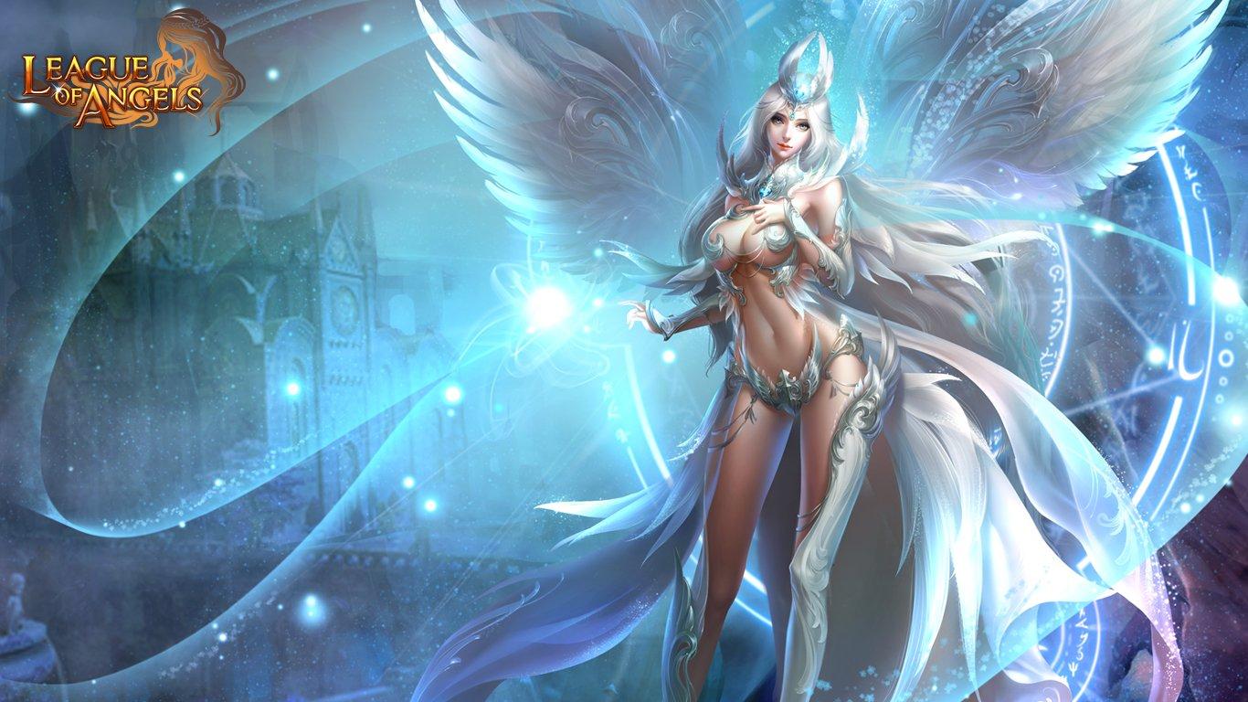 League of Angels III _Free to play LoA3 | GTarcade LoA3 ...