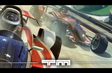 TrackMania Nations Forever Official Announcement Trailer