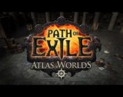 Path of Exile Trailer / Atlas of Worlds