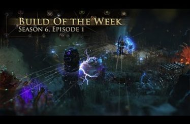 Path of Exile Gameplay / Build of the Week #2