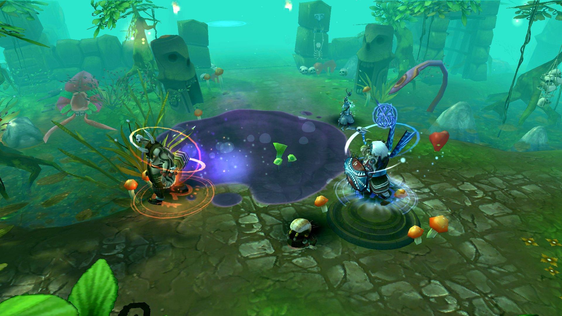 Pandante online game