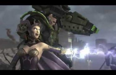 DC Universe Online Cinematic Trailer