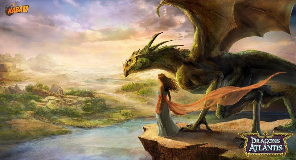 Dragons of Atlantis astuce et triche
