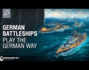 World of Warships German Battleships