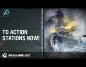 World of Warships Cinematic Trailer