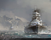 World of Warships: The Naval Tour Competition
