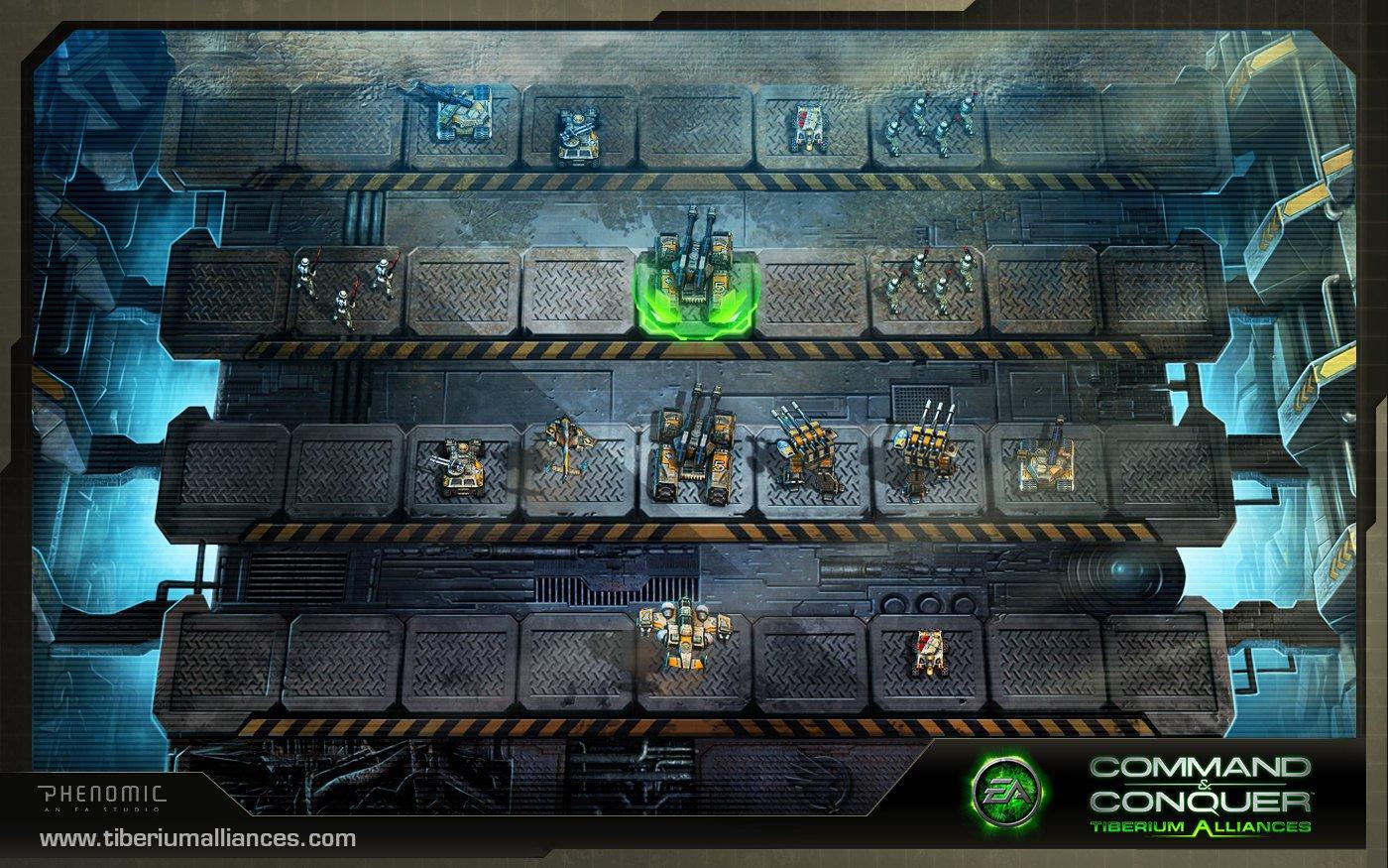 Command And Conquer Tiberium