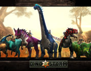 Dino Storm Review