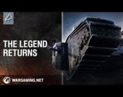 World of Tanks Trailer / The Legend Returns
