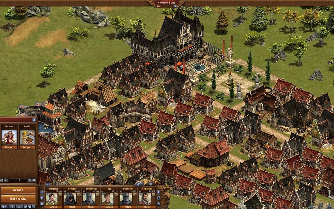 Forge Empires