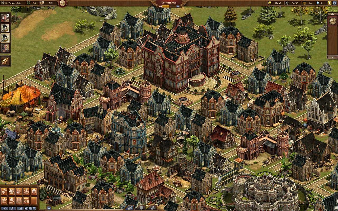 Forge Of Empires Online