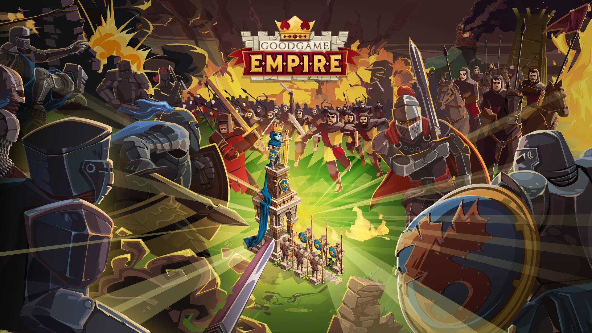 Goodgames Empire Login