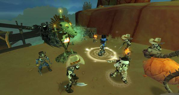 Pirate101 - Pivotal Gamers