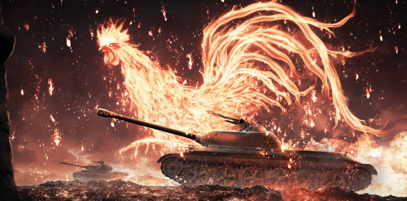 World of Tanks: Chinese New Year Contest