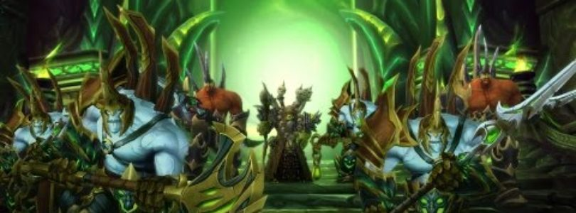 World of Warcraft: Legion – The Fate of Azeroth