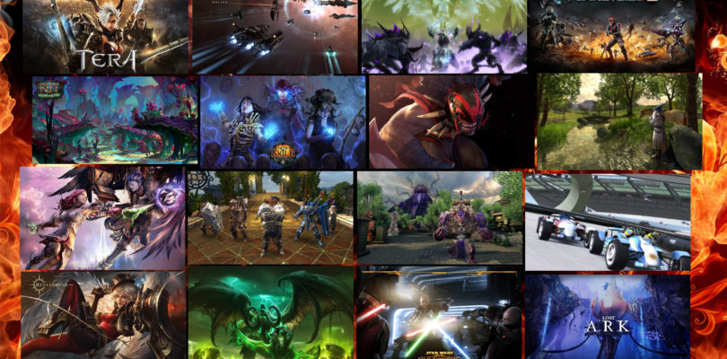 Top MMORPG Games To Play In 2018