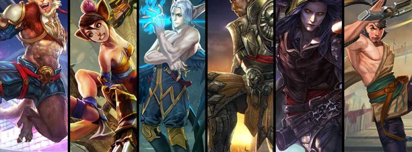 Vainglory – Free Hero Rotation