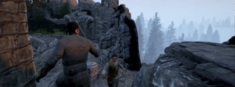 Chronicles of Elyria – Combat Video Gameplay