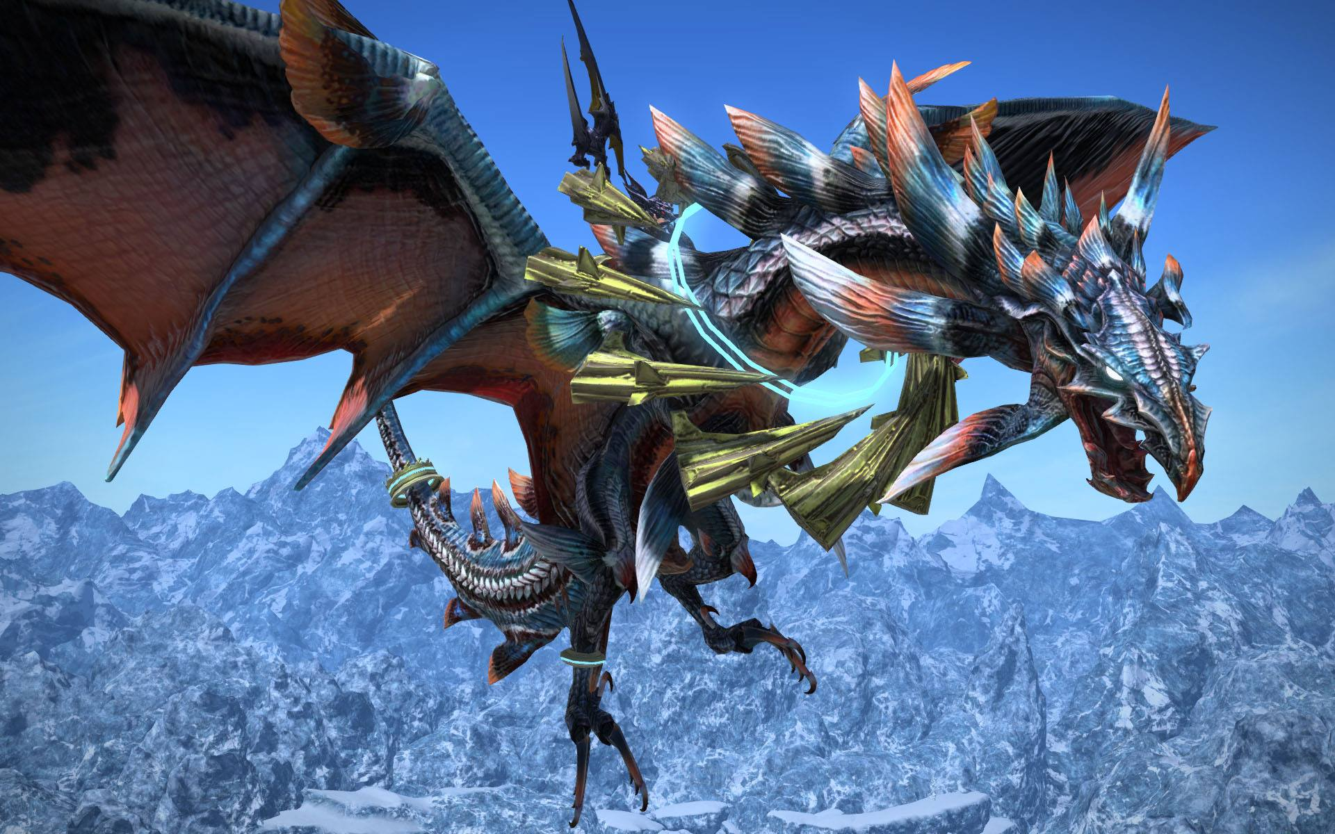 Final Fantasy Xiv Online A Realm Reborn Images Pivotal Gamers