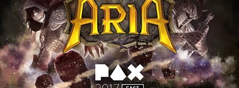 Legends of Aria PAX East 2017 Teaser