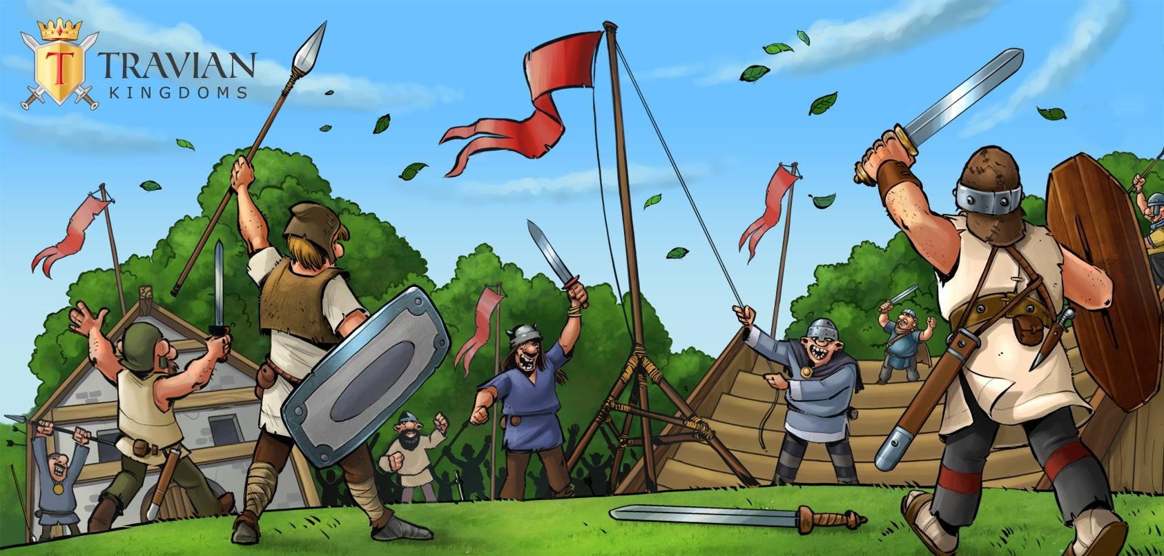 Travian: Kingdoms Images - Pivotal Gamers