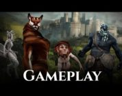 Camelot Unchained Engine Gameplay #1
