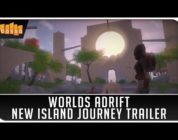Worlds Adrift – New Island Journey Trailer