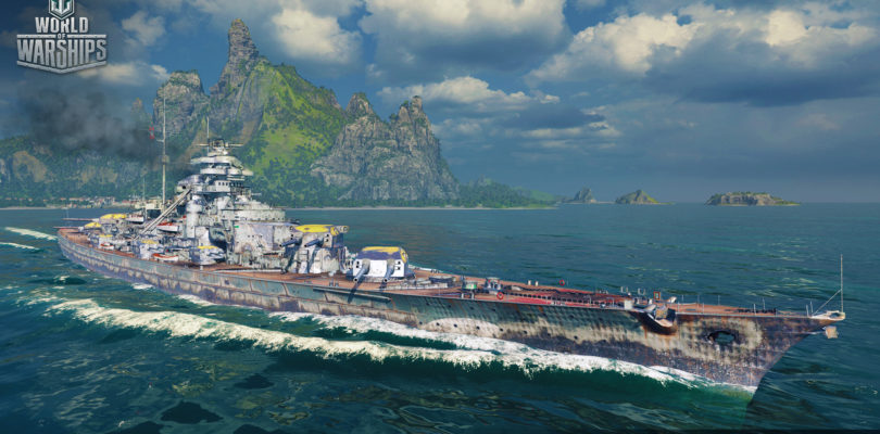 World of Warships: The Hunt for Bismarck Campaign