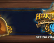 Hearthstone: Watch the Spring Championship!