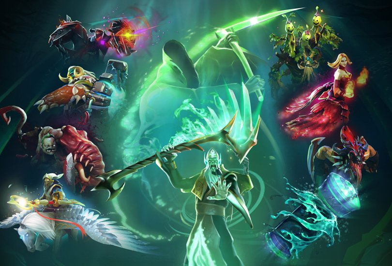 Dota 2 Immortal 12: Dota 2: Immortal Treasure II