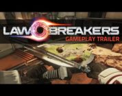 Official LawBreakers Gameplay Reveal Trailer