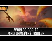 Worlds Adrift – MMO Gameplay Trailer