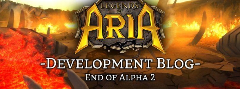 Legends of Aria: End of Alpha 2