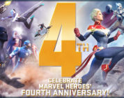 Marvel Heroes 4th PC Anniversary!