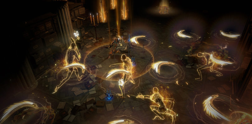 Path of Exile: Announcing the Two-Week Turmoil Event!