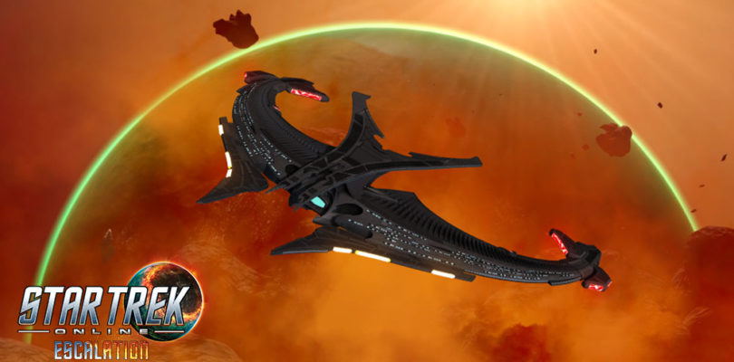 Star Trek Online: The Stats of the Son'a Ships!