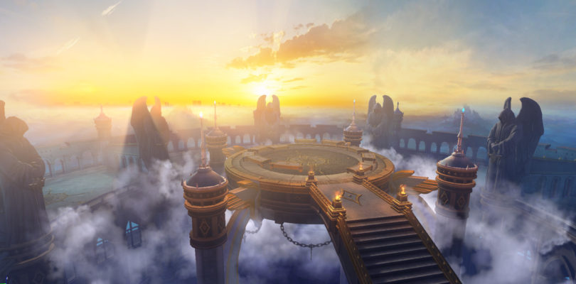 AION Free-to-Play: Update 5.6 now available in Europe – new servers included