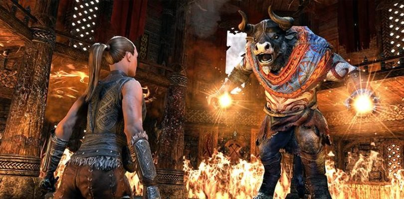 The Elder Scrolls Online: Meet the Character: Domihaus the Bloody-Horned