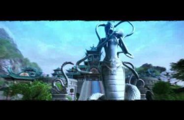 Age Of Wushu:Divine Water Palace