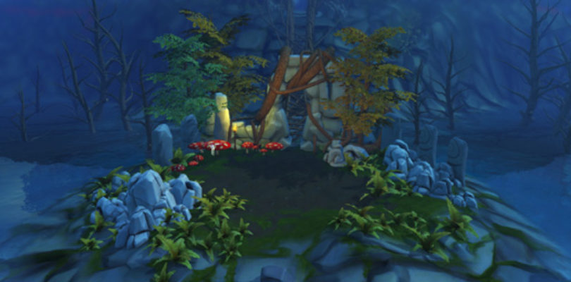 RuneScape: The Lost Grove