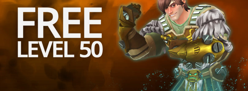 FREE Level 50 Boost For WildStar! [ENDED]