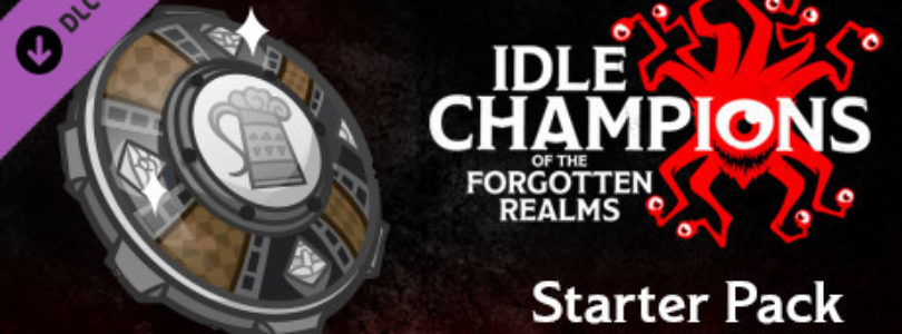 Free Starter Pack for Idle Champions of the Forgotten Realms!