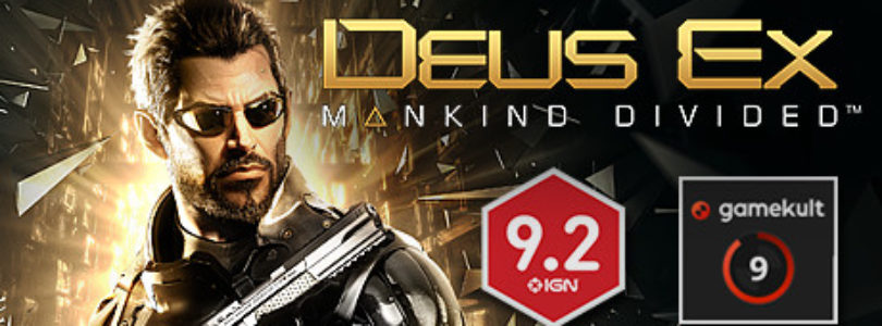 Deus Ex: Mankind Divided for Free! [ENDED]