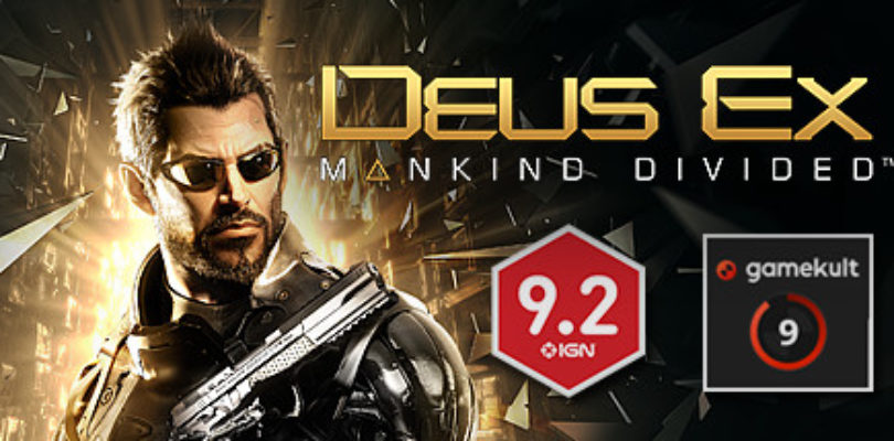 Deus Ex: Mankind Divided for Free! [ENDED] - Pivotal Gamers