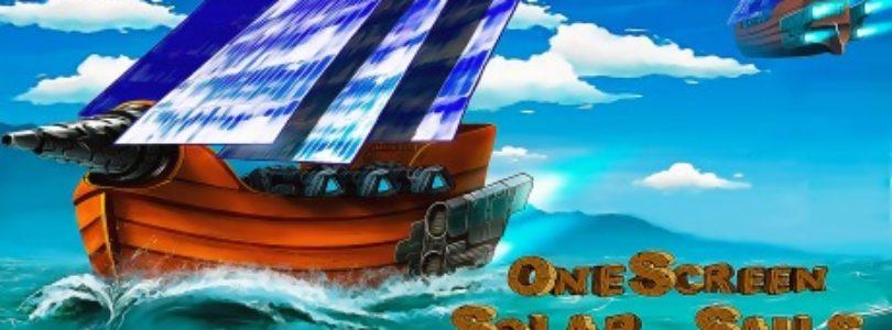 OneScreen Solar Sails for Free!