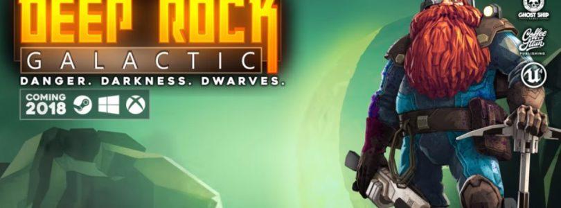 Deep Rock Galactic Open Beta Starts. Grab Your Steam Key!
