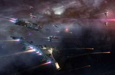 Starborne: Sovereign Space Alpha Access!