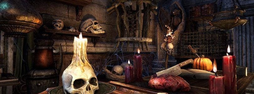 The Elder Scrolls Online: Boris' Haunted Mansion!