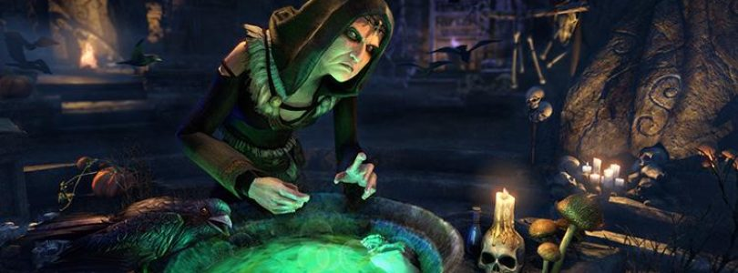 The Elder Scrolls Online: Return of the Witches Festival!