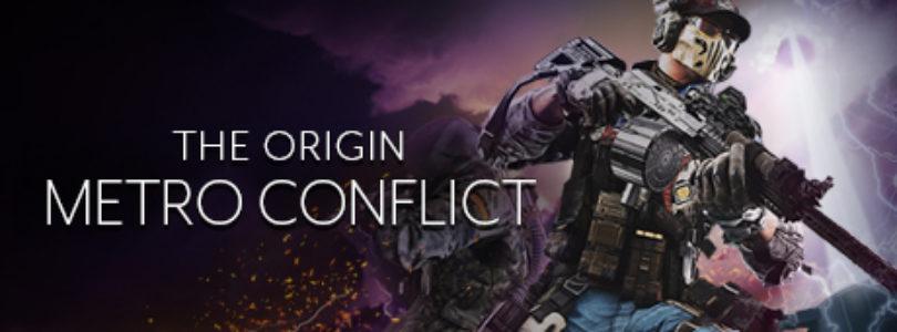 Metro Conflict: The Origin Beta Sign Up!